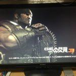 【Xbox360】ギアーズ・オブ・ウォー3はやっぱし面白い【GoW3】