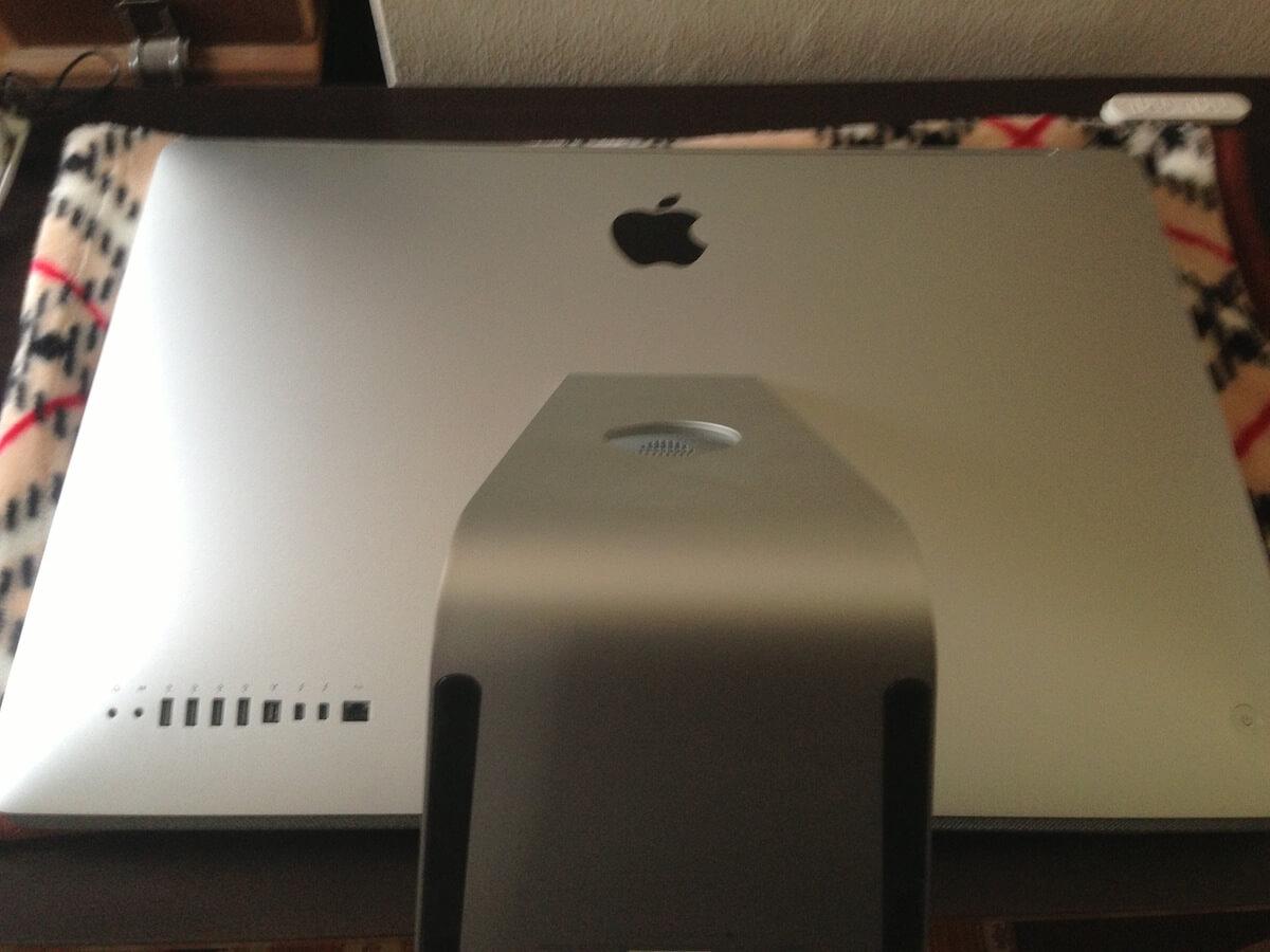 iMacメモリ1