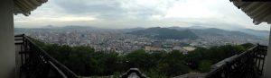 松山城パノラマ