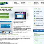"【Skype】Skypeの音声収録ソフト""Callnote""を使ってみよう"