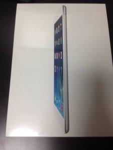 iPad Air箱