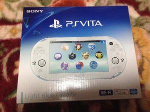 PS Vita本体