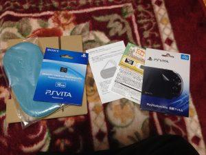 PS Vita備品
