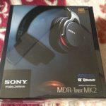 SONYのBluetoothヘッドフォン MDR-1RBT MK2を購入しました