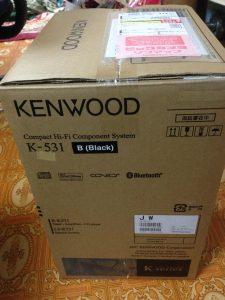 KENWOOD K-531外箱1