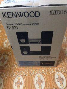 KENWOOD K-531外箱2