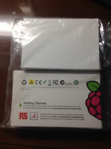 Raspberry Pi 袋