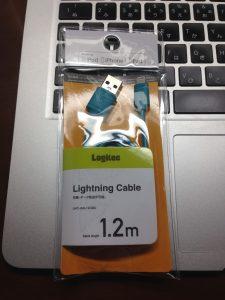 Lightningケーブル