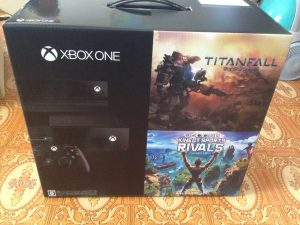 Xbox One外箱