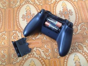 Xbox Oneコントローラー電池入れ