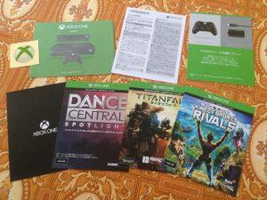 Xbox One ダウンロードコード一式