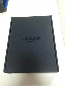 Kindle Paper White箱
