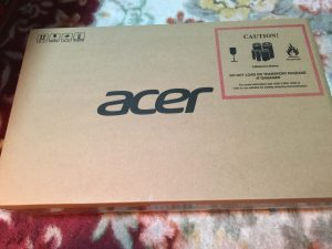 Acer外箱