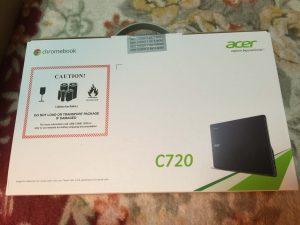 Chromebook C720/2裏面
