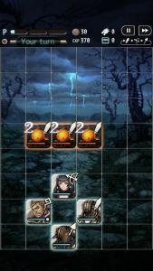 テラバトル戦闘画面