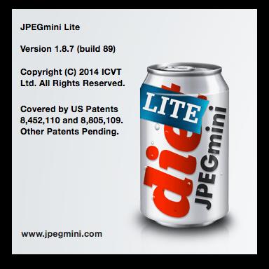 JPEGmini Lite スクリーンショット1