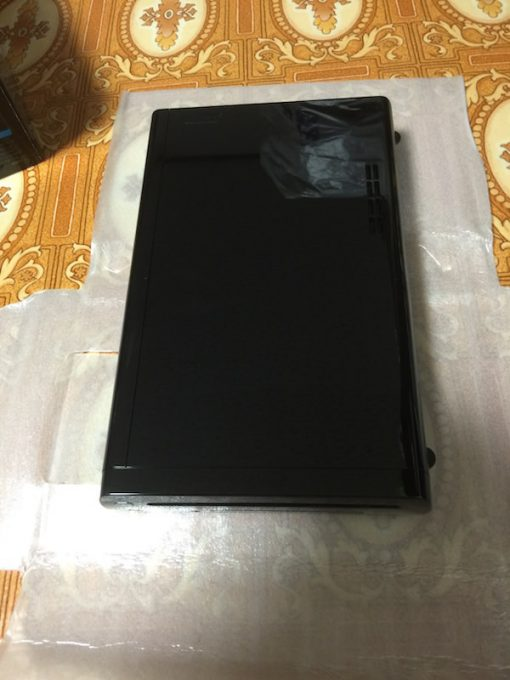 Wii U本体 黒