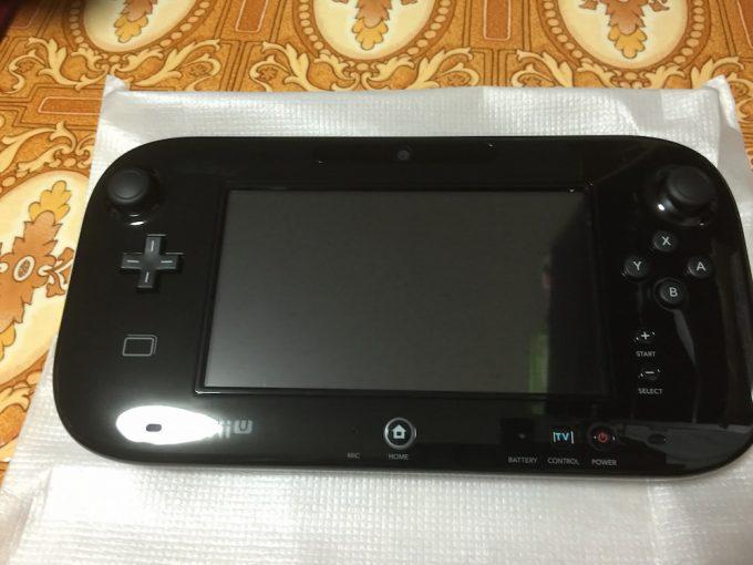 GamePad本体