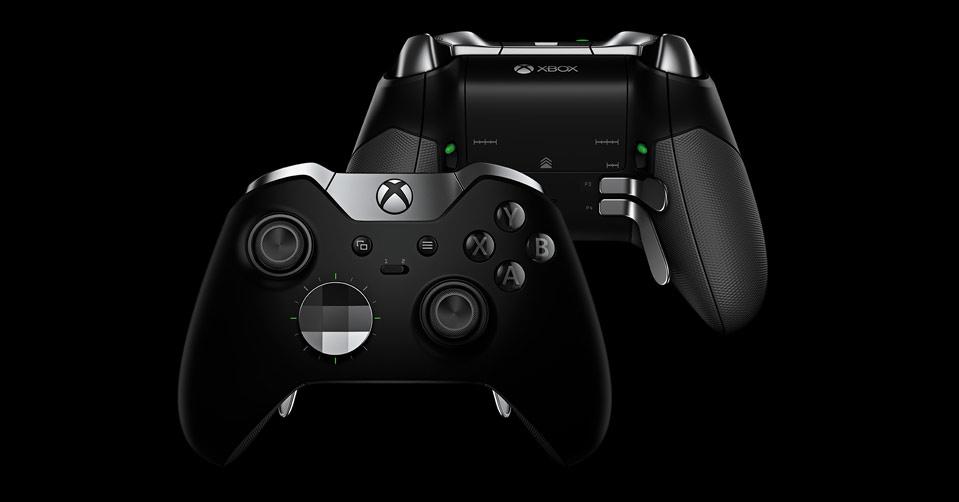 Xbox Eliteワイヤレスコントローラー