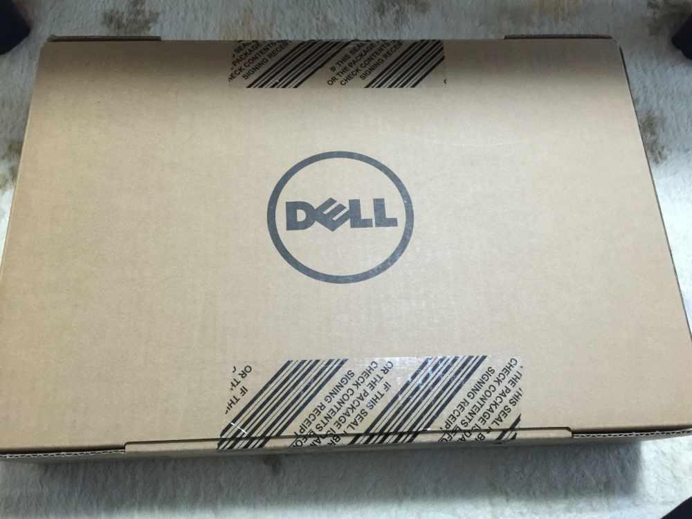 Dell XPS13外箱