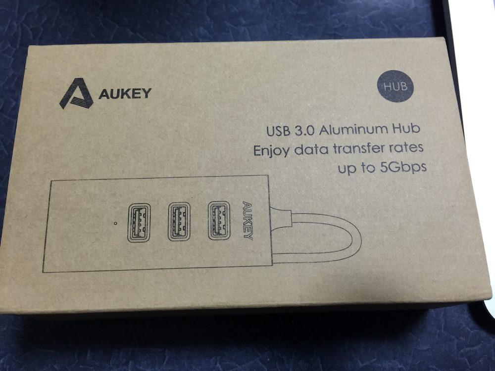 Aukey CB-H32外箱