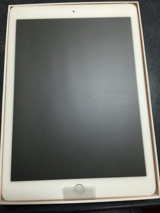 iPad Pro化粧箱開封