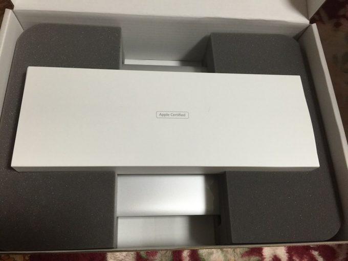 MacBook Pro外箱開封