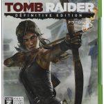 まるで映画をプレイしている感覚!【Xbox One】TOMB RAIDER DIFINITIVE EDITIONをクリアしました!