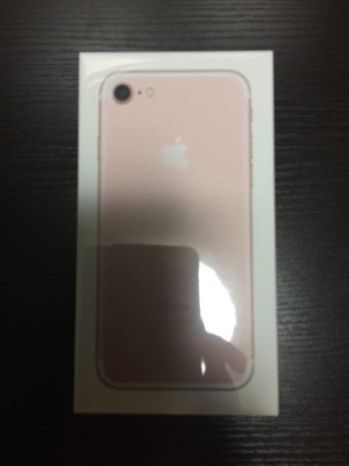 iPhone 7 外箱