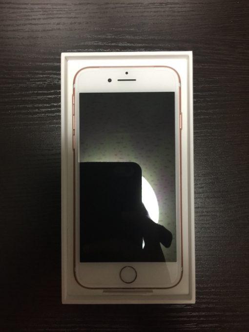 iPhone 7 開封
