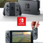 任天堂の次世代ゲーム機「Nintendo Switch」の発売日は3月中旬頃になるかも?