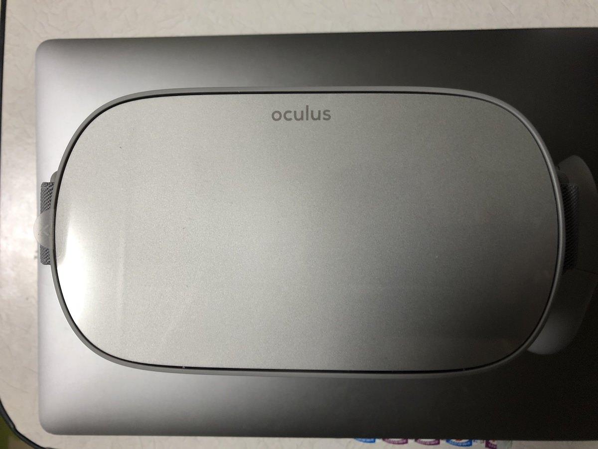 oculus Go正面