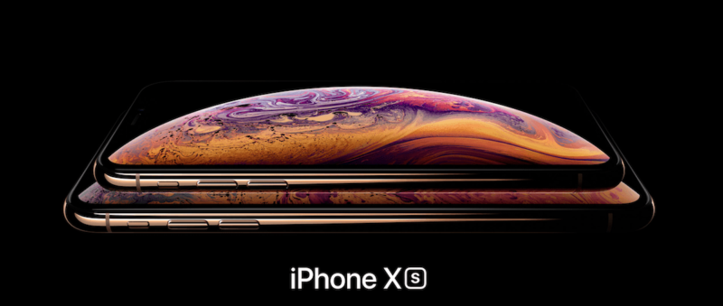 iPhone XS イメージ