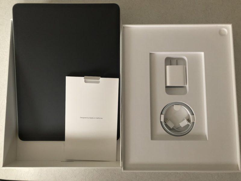 iPad Pro中身