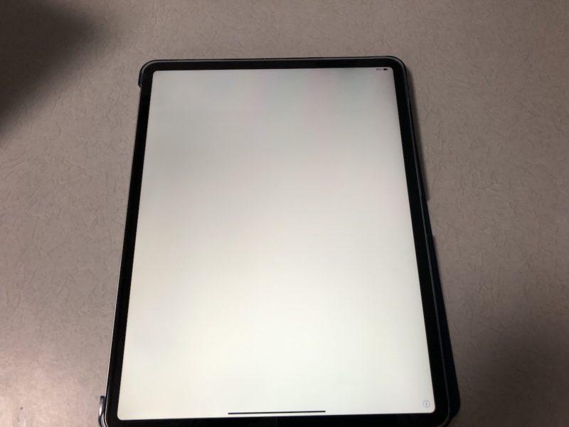 iPad Pro起動!